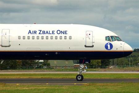 מטוס מזבלה