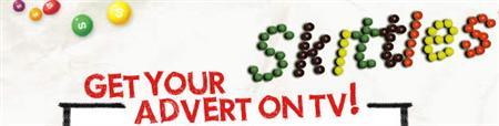סקיטלס, פרסומת, יצירת פרסומת, הצרכן עושה את הפרסומת, תחרות יצירת פרסומות, skittles, create a commercial