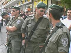 משמר הגבול, מגב, שוטר המגב הכי שפיץ ביקום, מגבניק