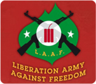 LIBERATION ARMY AGAINST FREEDOM, LAAF