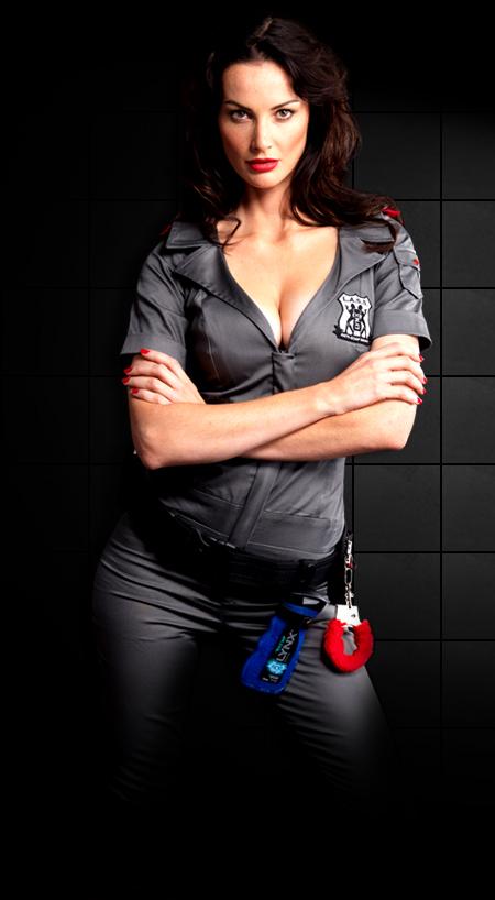 אקס, כוסית, פצצה, בחורה, שוטרת, מינית, AXE