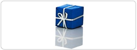 מתנה כחולה, מתנה, ניסו לרדן, ליטל שמש, עידו מימון, אלון ניר