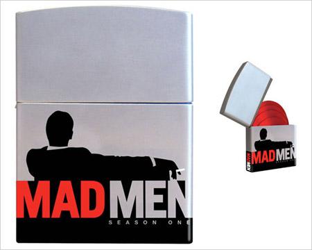 madman, הגברים של שדרות מדיסון, מארז דיוידי, DVD