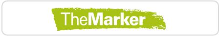 לוגו, דה מרקר, דהמרקר, דמרקר, the marker logo, themarker logo