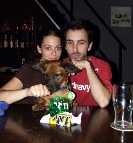 חזי הכלב הזיבלוני