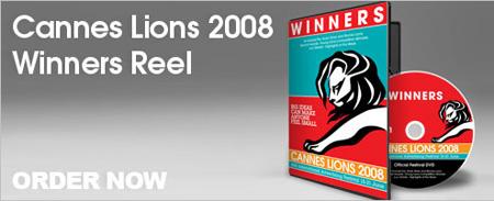 Cannes Lions 2008 Winners Reel