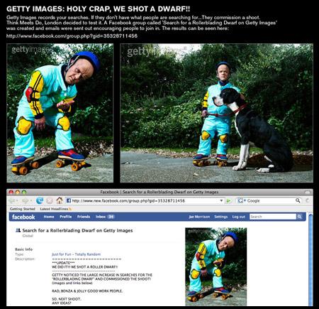 Getty Images: Dwarf