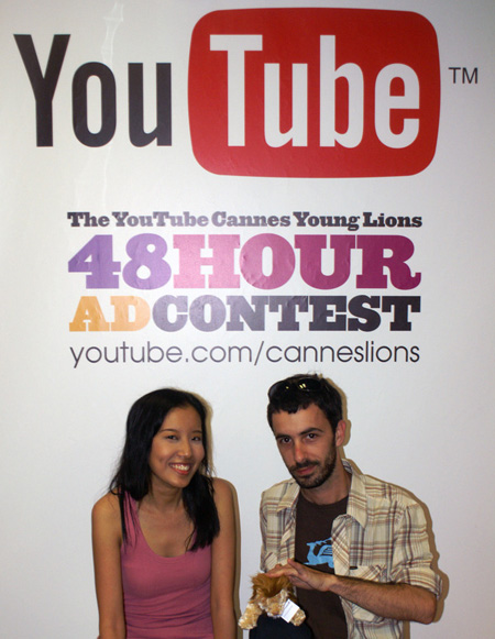 youtube 48 hour ad contest winners