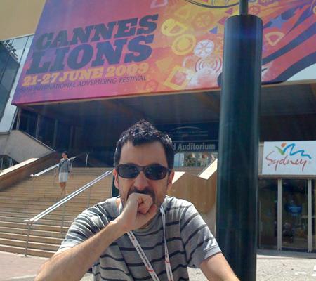 Cannes lions 2009 baby!!!