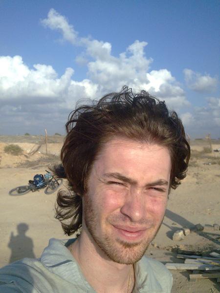 ירון בן יהודה מסתנוור מהשמש