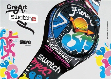 creart swatch