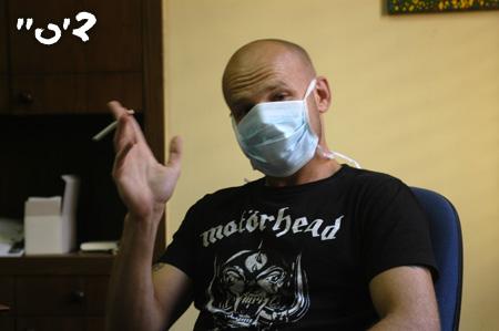 אדי גולדנברג, דיסיי