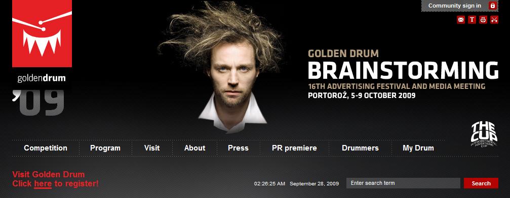 גולדן דראם | Golden Drum