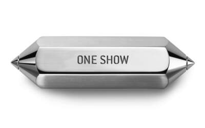 One Show - Silver Pencil