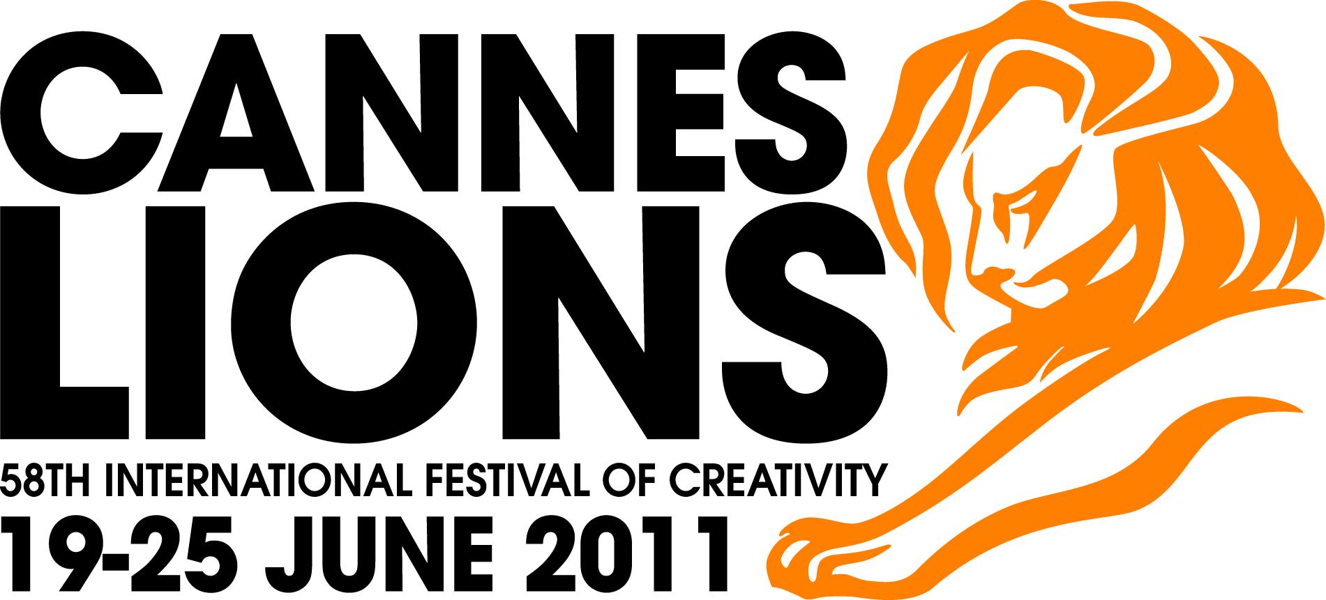 לוגו פסטיבל Cannes Lions 2011