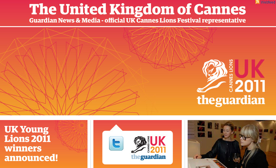 פסטיבל קאן 2011: The United Kingdom Of Cannes