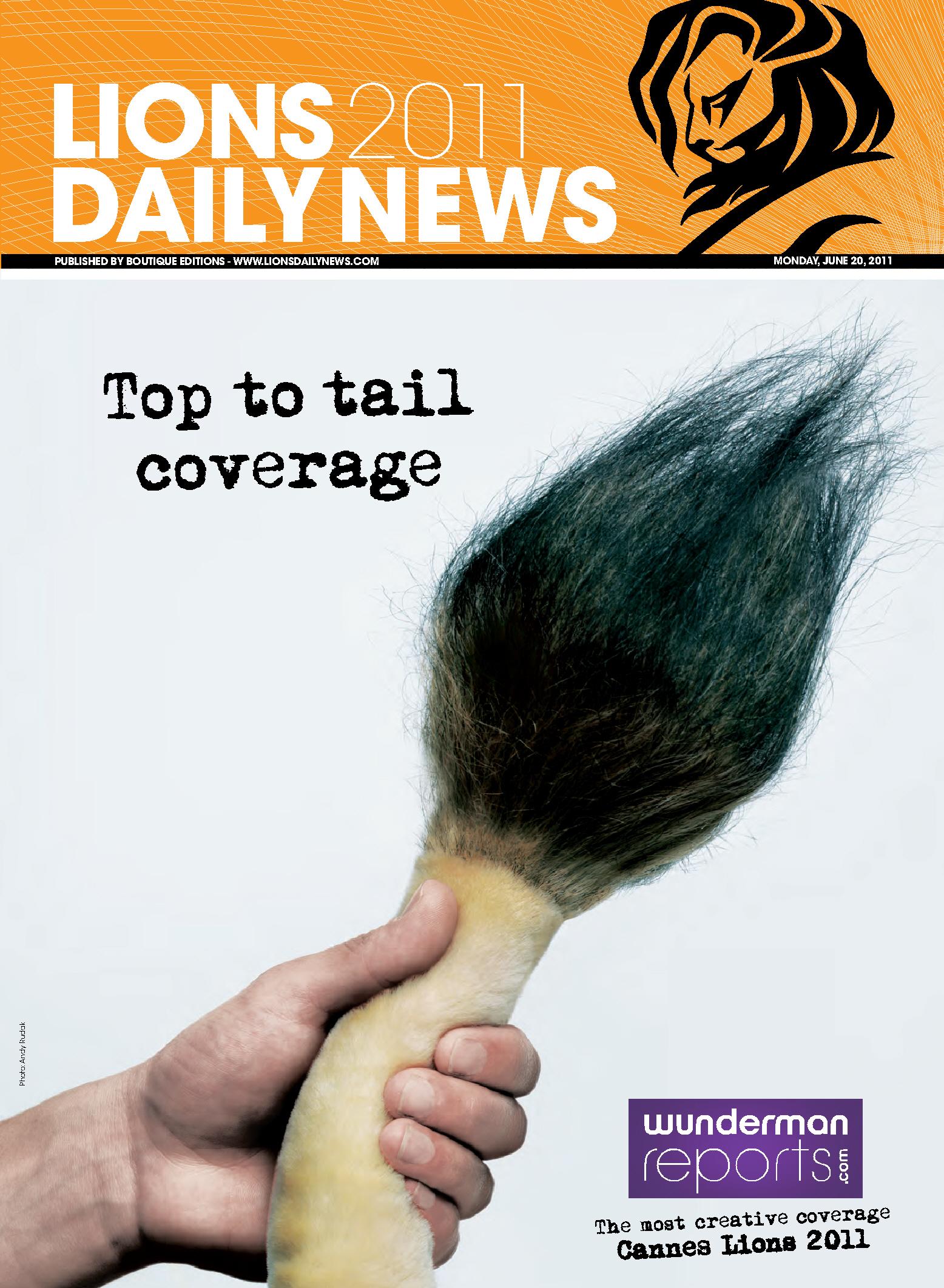 Lions Daily News - היום השני