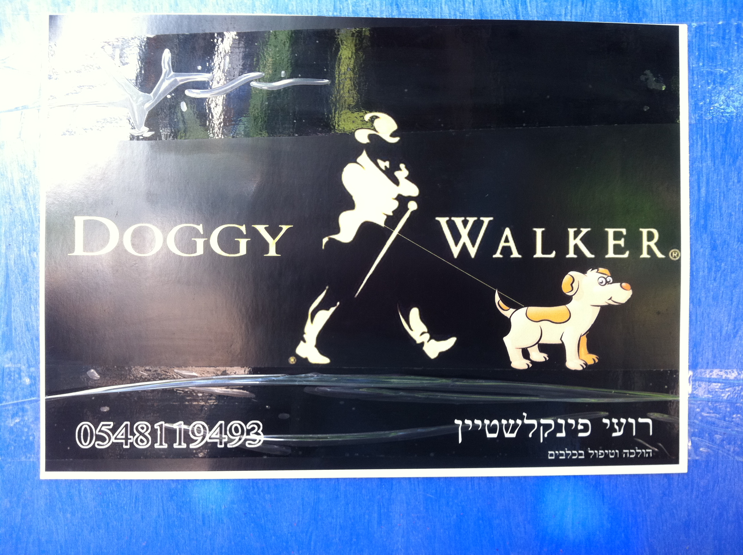 Doggy Walker
