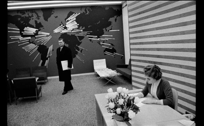 משרדי מקאן אריקסון במנהטן