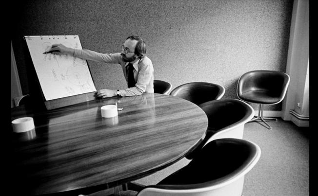 פלנר במשרד הפרסום TBWA צרפת, 1975