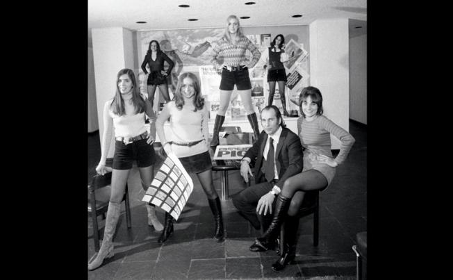 חיים טובים במשרד פרסום בתחילת שנות ה-70