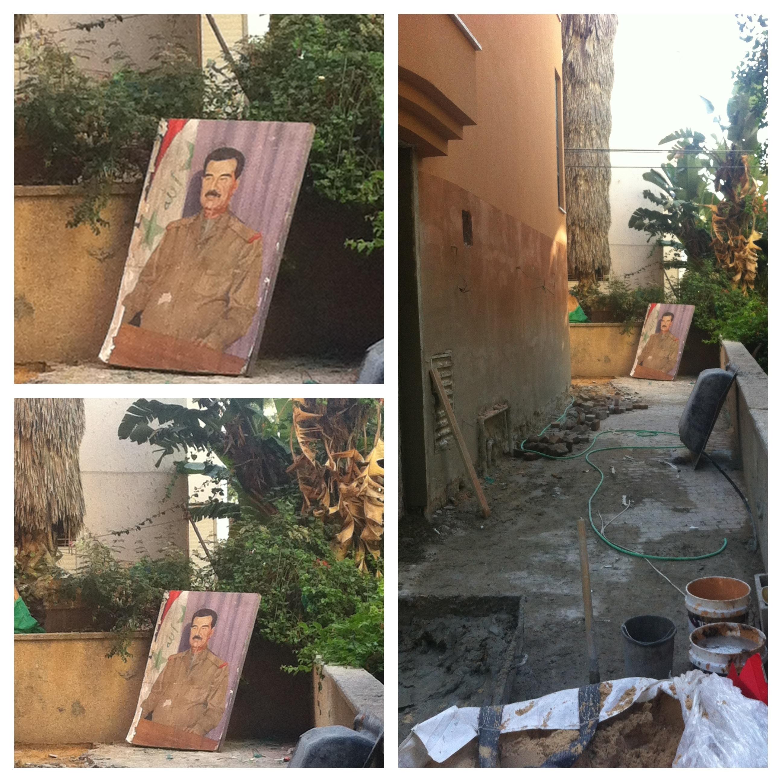 סדאם חוסיין עדיין חי
