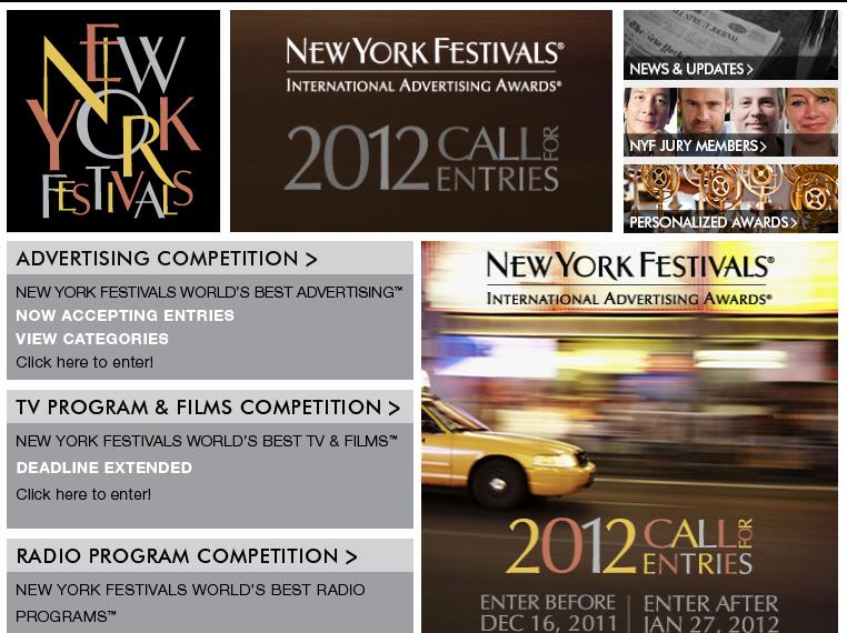 פסטיבל ניו יורק 2012