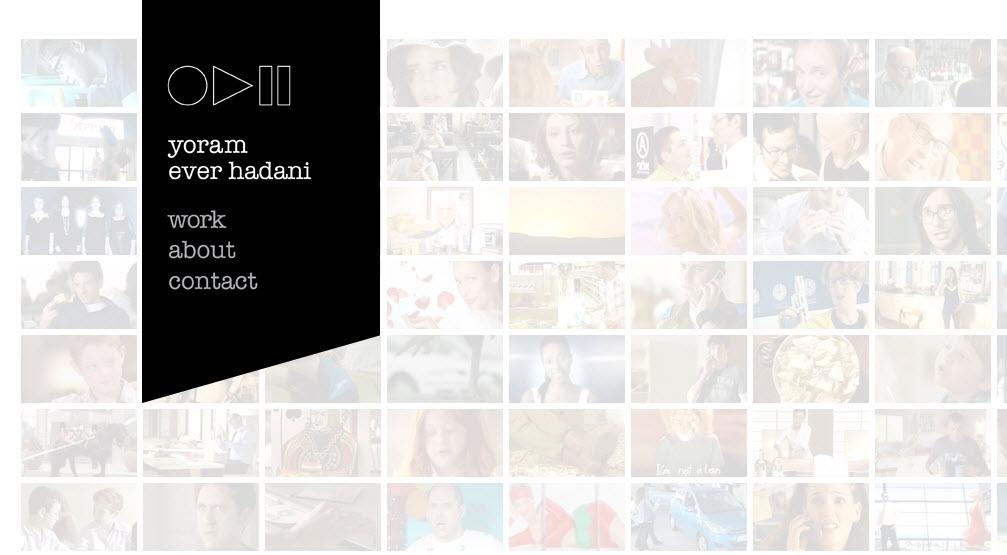 האתר החדש של יורם עבר הדני