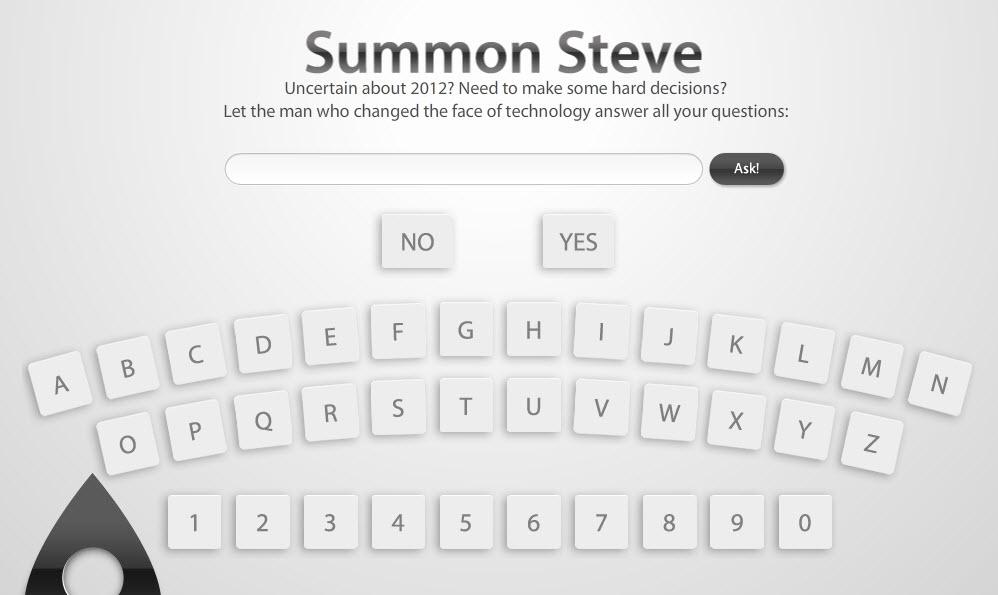 Summon Steve - מתוך עמוד הפעילות של חוליגנס