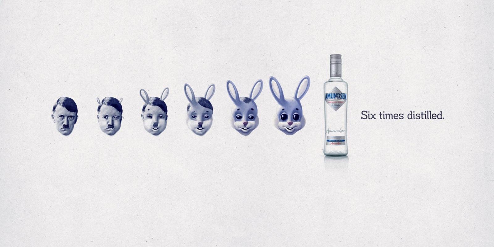 קמפיין Amundsen Vodka