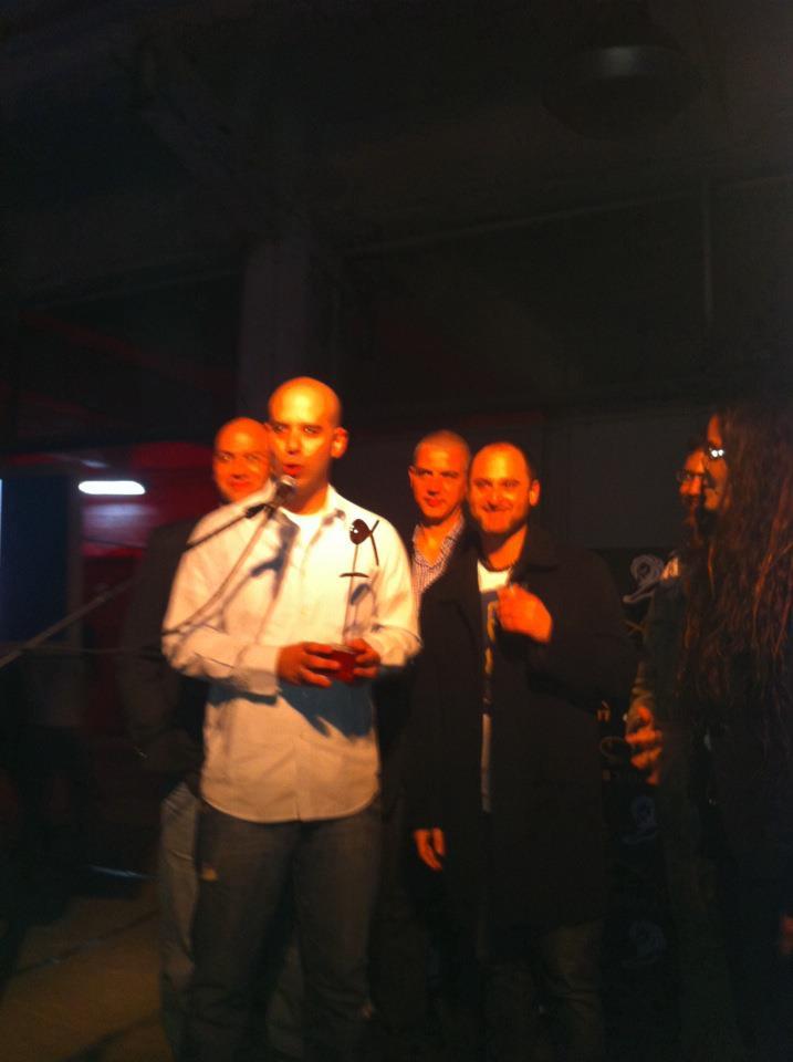 כבוד - יורו RSCG תל אביב מקום ראשון בדג הזהב 2012