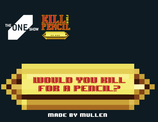 kill for pencil