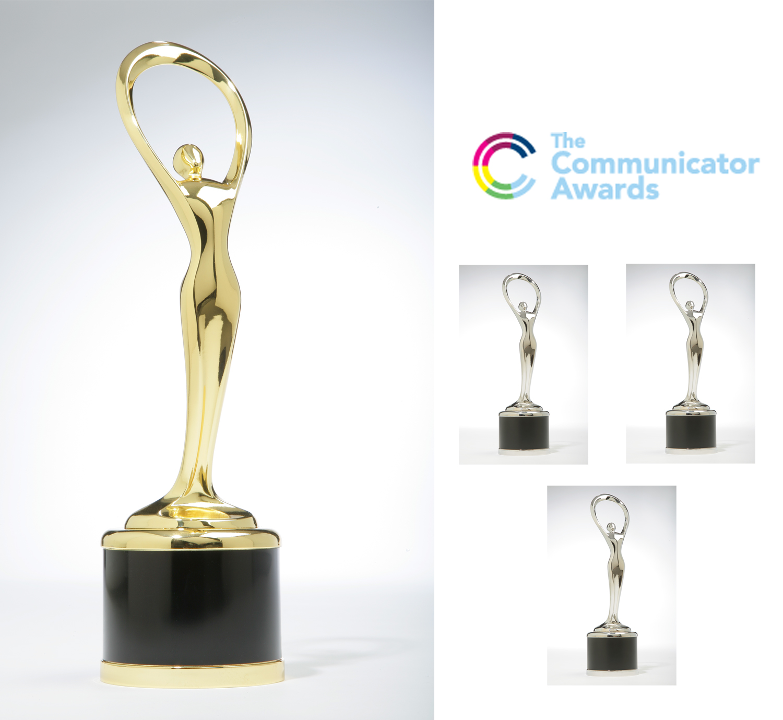 מקאן מרביצים: פיסלון זהב ושלוש כסף בקומיוניקייטור 2012