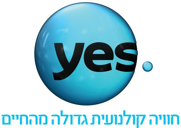 לוגו חברת YES