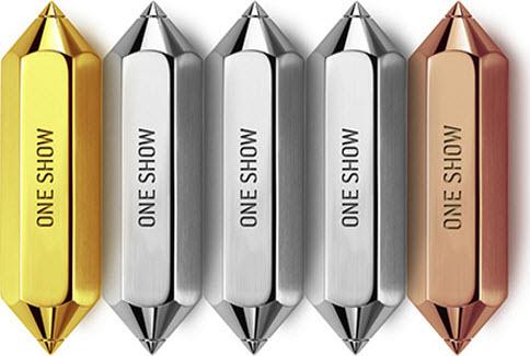 שנת הטיימליין: מקאן זוכים בעיפרון ב-One Show!