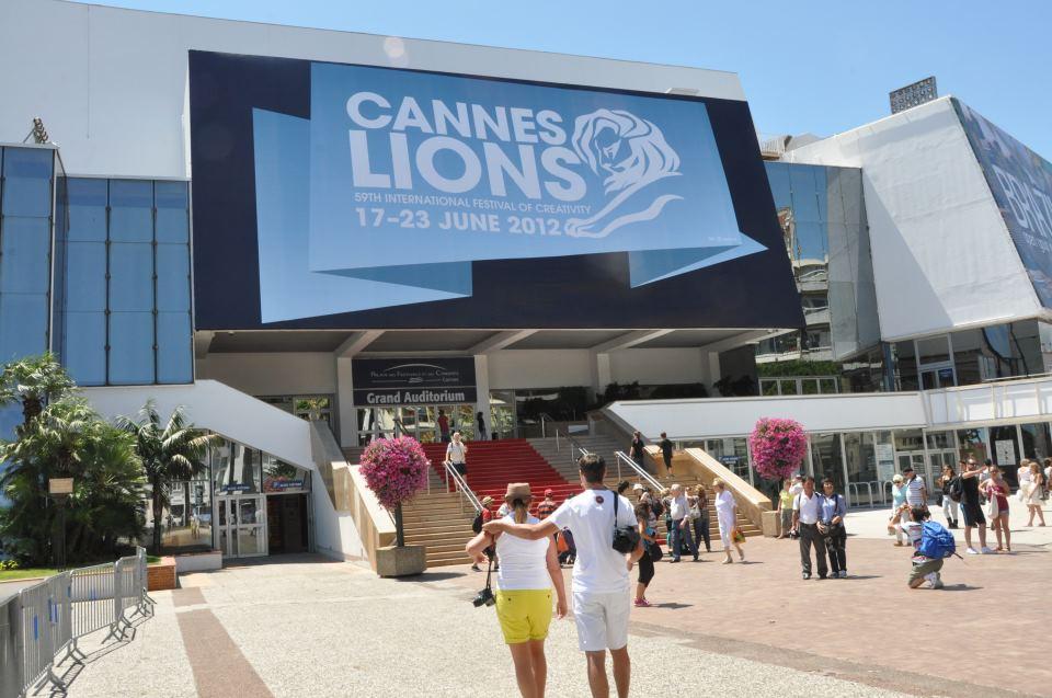 פסטיבל קאן 2012 - Cannes Lions