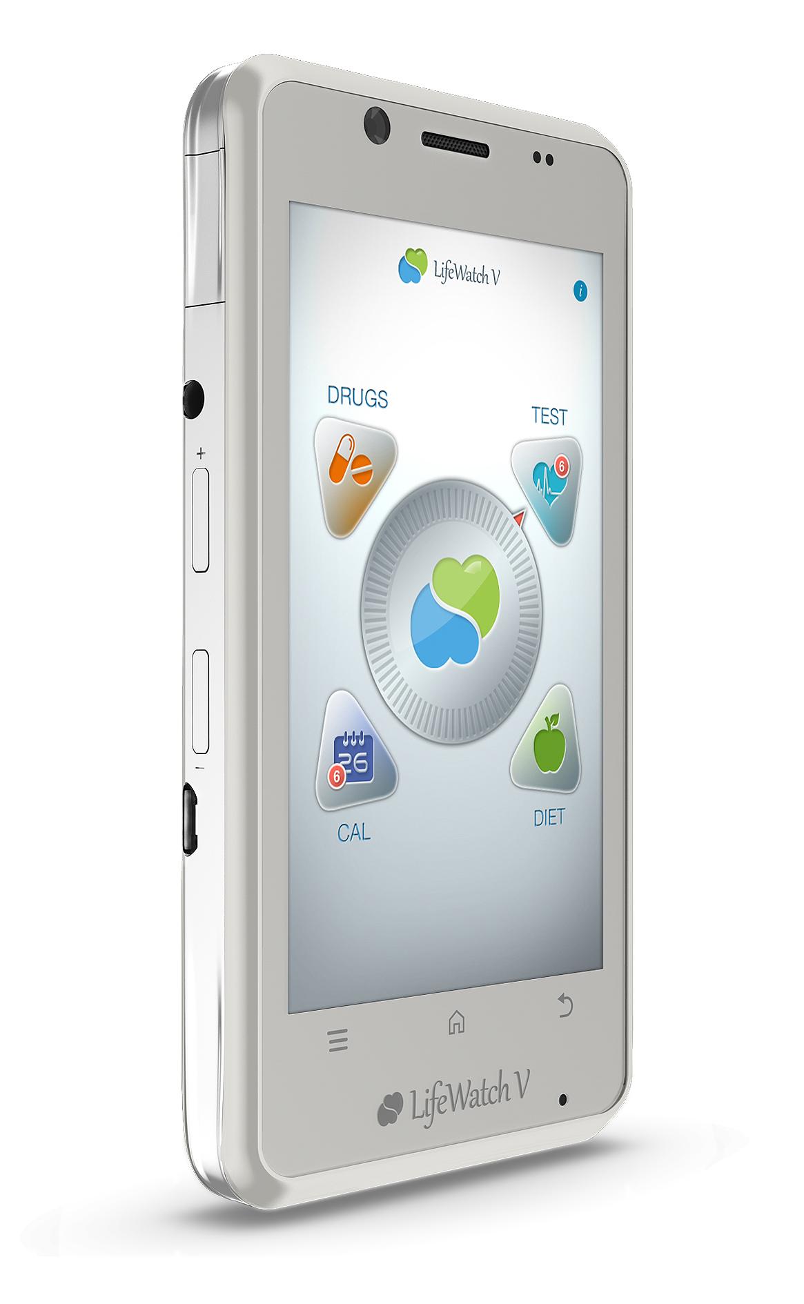 LifeWatch V הסמארטפון שיציל את החיים שלכם, ליטרלי