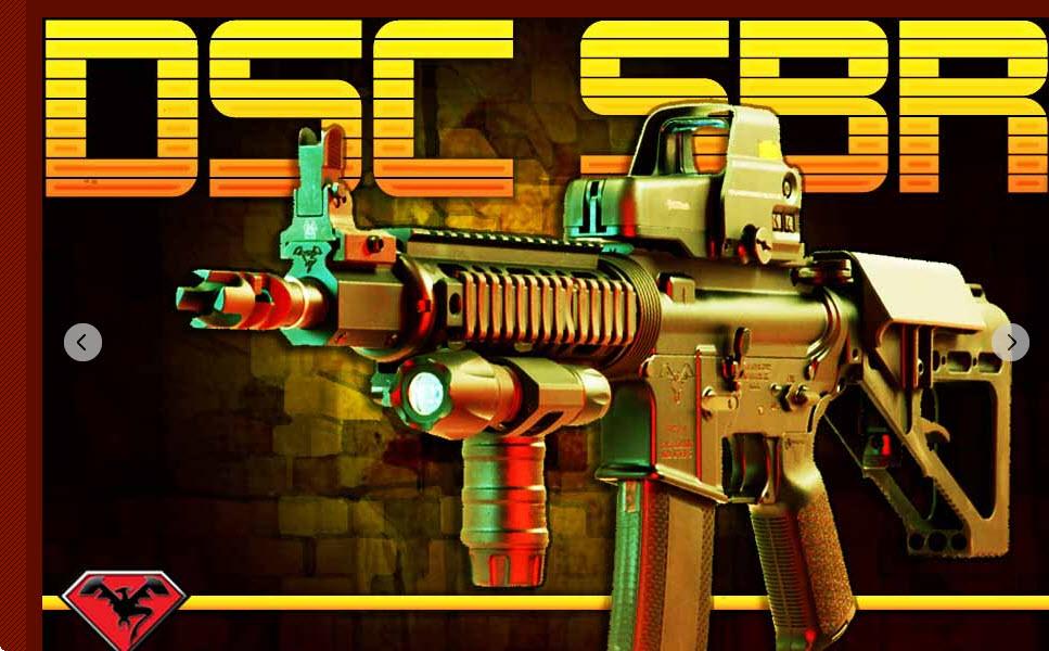 החברה שתייצר עבורכם איזה כלי נשק שתרצו!