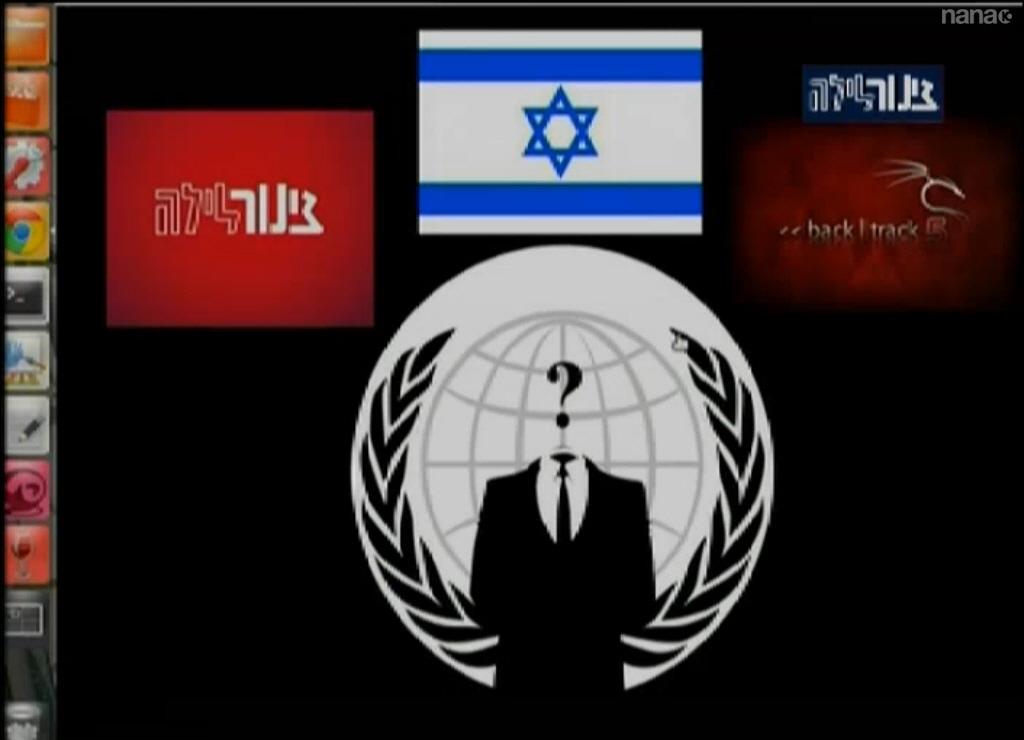 האם האקרים ישראלים פרצו בשליחות תוכנית הצינור של ערוץ 10 לאתרים פלסטינאים?