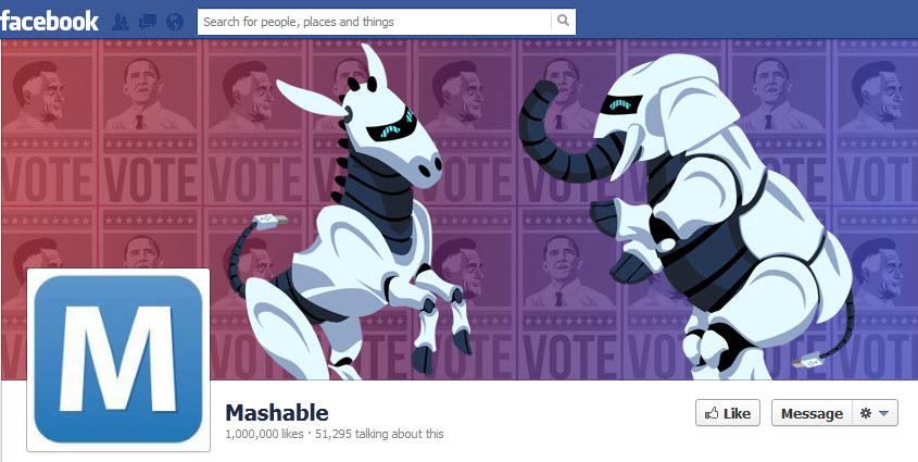 מאשאבל חוגג מיליון לייקים בפייסבוק