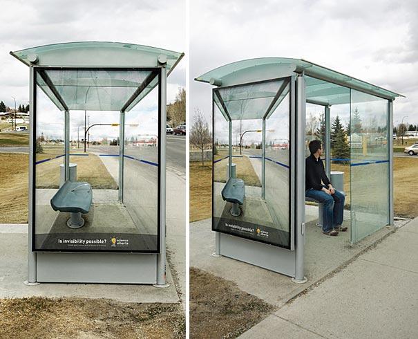 40 דוגמאות לפרסום קריאייטיבי וחכם בתחנות אוטובוס (31)