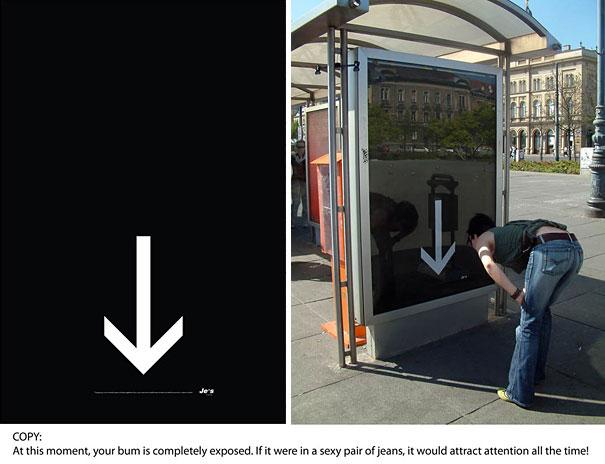 40 דוגמאות לפרסום קריאייטיבי וחכם בתחנות אוטובוס (30)