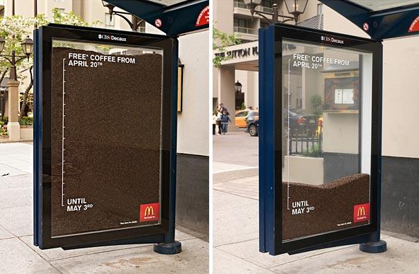 40 דוגמאות לפרסום קריאייטיבי וחכם בתחנות אוטובוס (27)