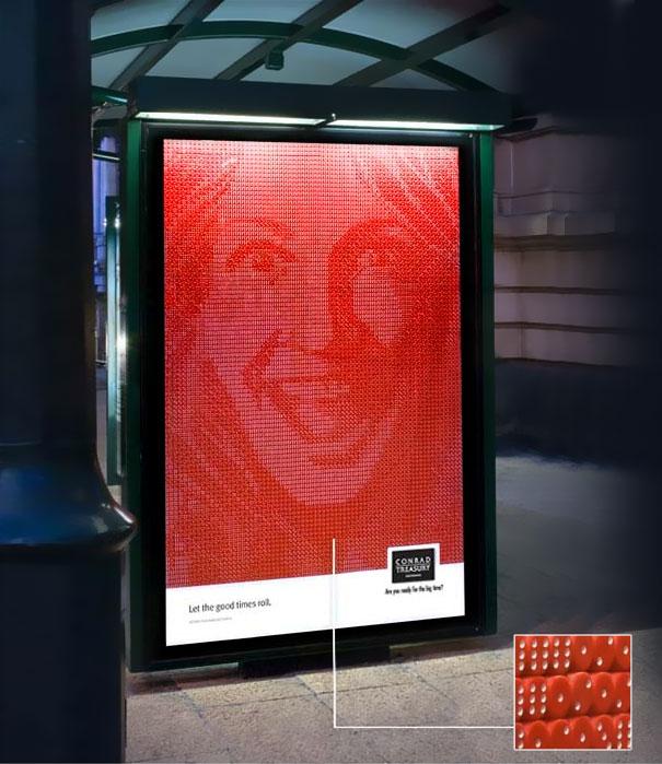 40 דוגמאות לפרסום קריאייטיבי וחכם בתחנות אוטובוס (43)