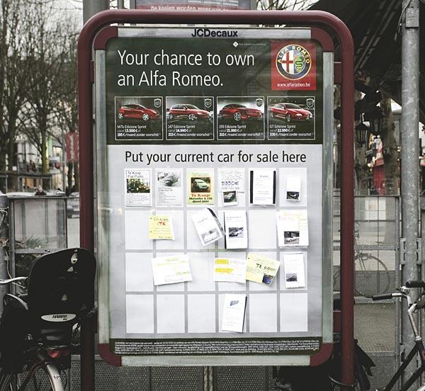 40 דוגמאות לפרסום קריאייטיבי וחכם בתחנות אוטובוס (8)