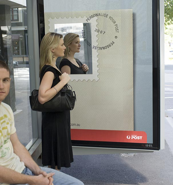 40 דוגמאות לפרסום קריאייטיבי וחכם בתחנות אוטובוס (6)