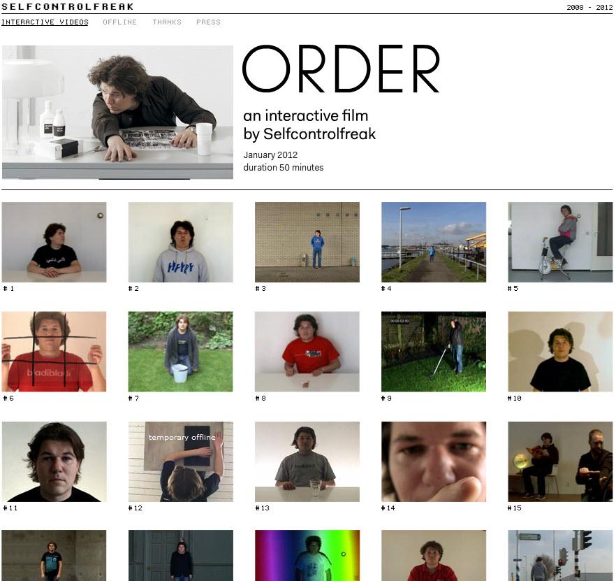 חולה שליטה עצמית: פרויקט ויראלי אינטראקטיבי מגניב