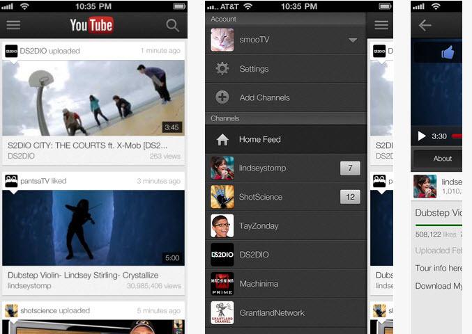 טאבלט: יו טיוב משיקים אפליקציה ייעודית לאייפד
