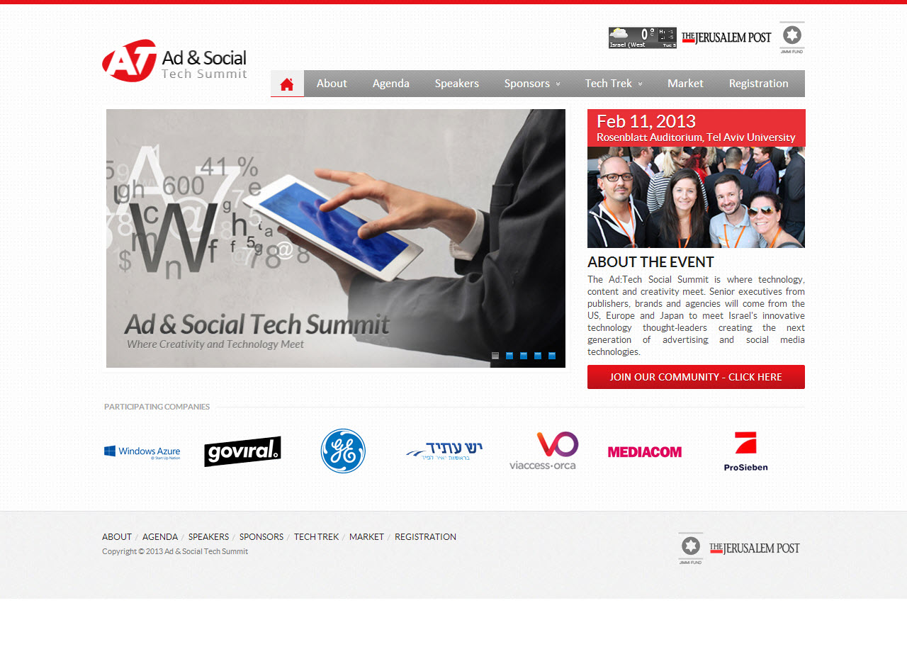 Ad & Social Tech Summit