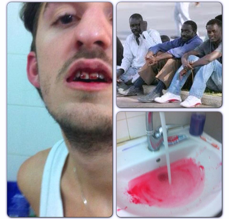 רץ עכשיו בפייסבוק: סטטוס ויראלי של יוסף סוויסה שהותקף על ידי סודנים סוחף את הרשת החברתית
